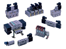 5_2 way solenoid valve 4F series