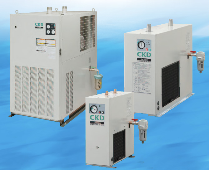 Air-dryer-refrigerating-type