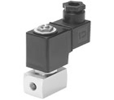 Solenoid-actuated-media-valves